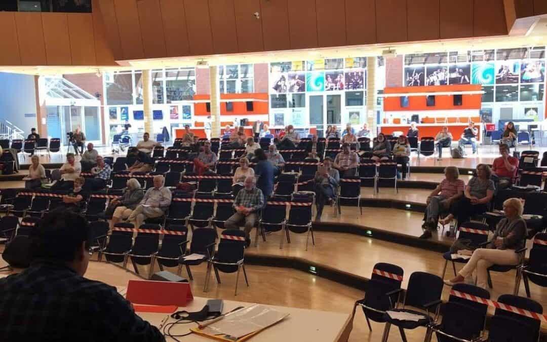 SPD Düren stellt sich auf für die Kommunalwahl