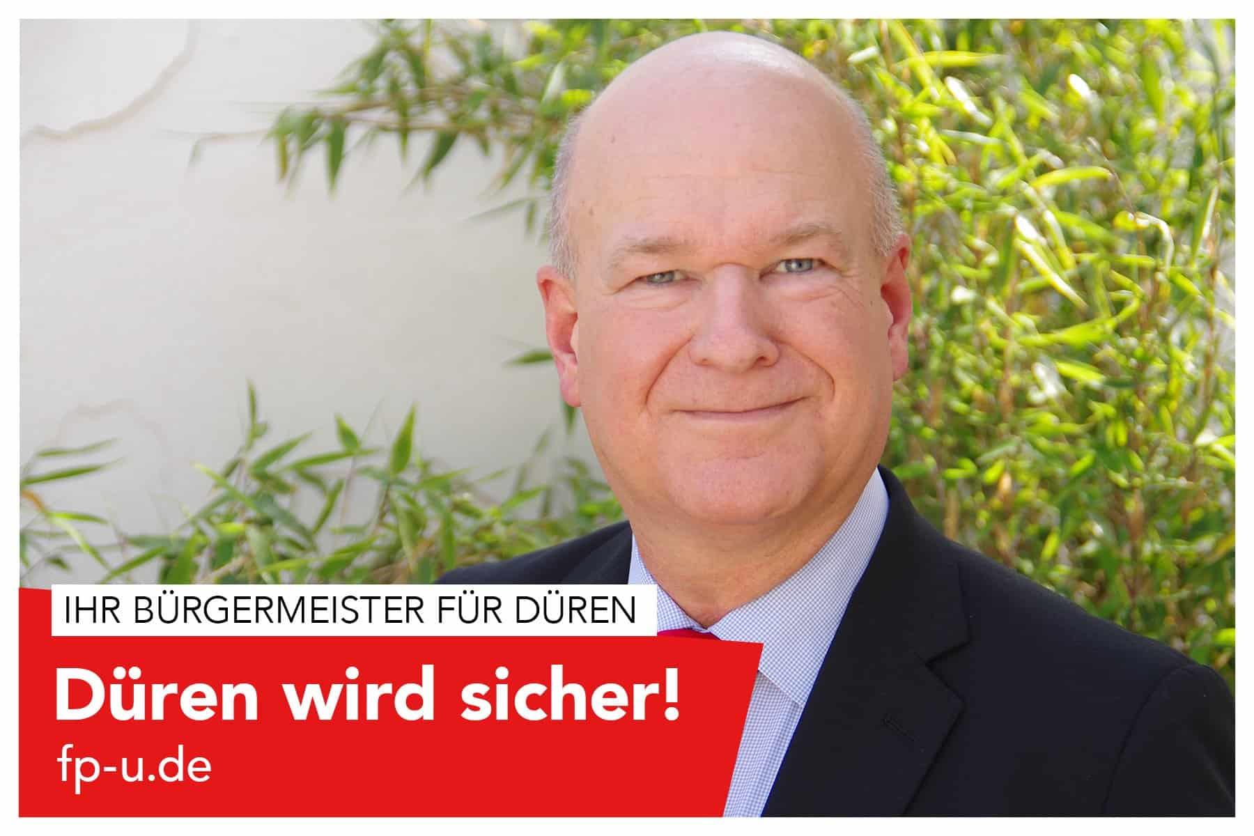 Frank Peter Ullrich Sicherheit
